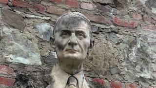 Грузия своим ходом. Мемориал Пантеон писателей. Гуляем по старому Тбилиси. Поднимаемся наверх