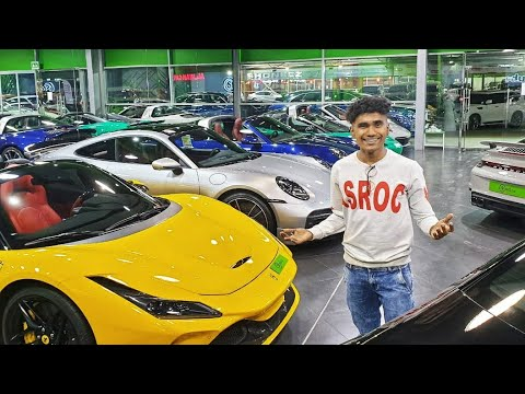 DUBAI BRAND NEW SUPERCARS AND THEIR PRICES