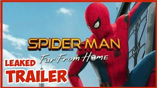 Spiderman Far From Home Trailer leaked | Official Date confirmed | Spiderman far from home trailer