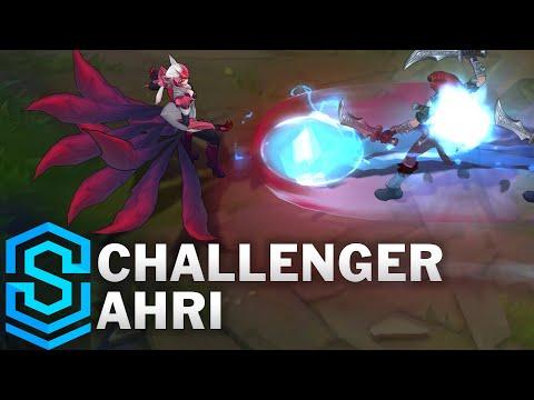 Challenger Ahri (2020) Skin Spotlight - League of Legends
