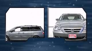 2007 Honda Odyssey EX POWER SLIDING DOOR 8PASSENGER