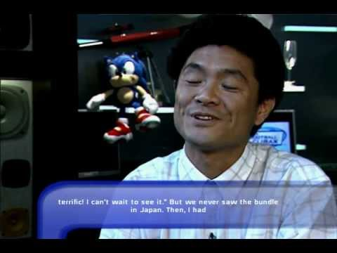 Sega Developer Makoto Uchida - Sega Mega Drive Ultimate Collection