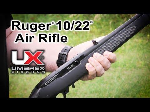 Ruger 10/22 Air Rifle CO2 1022 BB Gun Rifle : UX Umarex Airguns