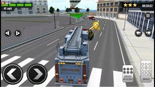 """Emergency Car Driving Simulator """"Special Ops Mission"""" Android Gameplay FHD #3"""