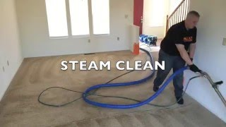 Hoggatt Cleaning & Restoration - 10 STEP CARPET CLEANING PROCESS