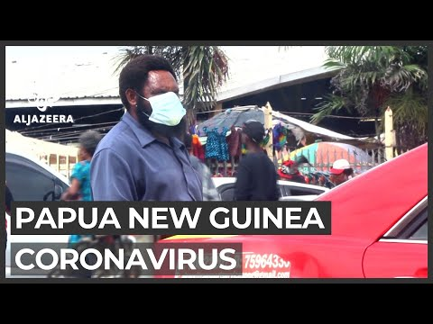 Papua New Guinea sounds alarm with WHO as coronavirus cases surge