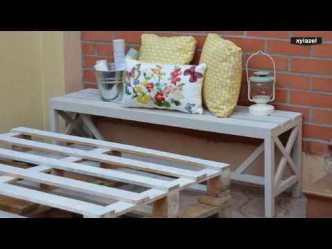 Cómo pintar un mueble para interior y exterior con chalk paint en ...
