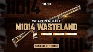 Gun Skin Baru di Weapon Royale!