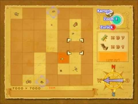Zelda Wind Waker Karte.67 Let S Play Zelda The Wind Waker Blind Mit Sarah