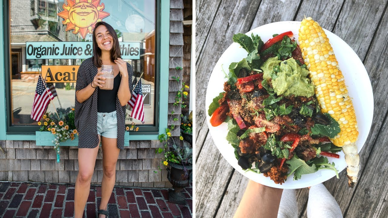 What I Eat in a Day on Vacation! (Vegan & Gluten-Free)