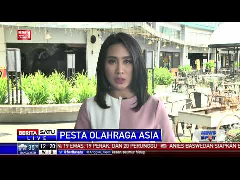 Jack Ma Nonton Final Sepak Bola Putri Tiongkok di Palembang
