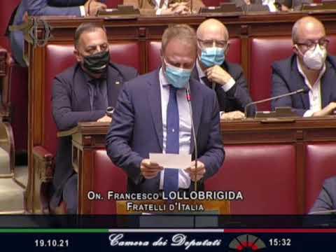 Lollobrigida alla Camera: Ministro Lamorgese si dimetta!
