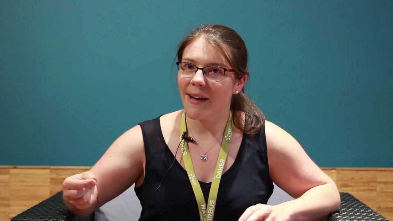 Forum Open Innovation 2019 : Claire Dumas de DAHER