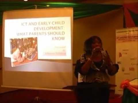 Eucharia Anunobi on ICT for Every Woman - a nollywood perspective