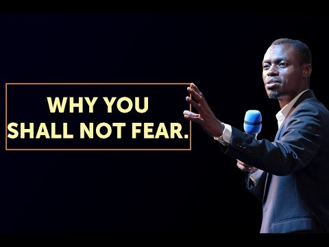 Why You SHALL Not Fear (excerpt from Sunday Fellowship) by Apostle Grace  Lubega