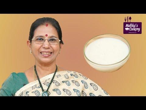 Probiotic Fenugreek Porridge   Mallika Badrinath   Health Drink