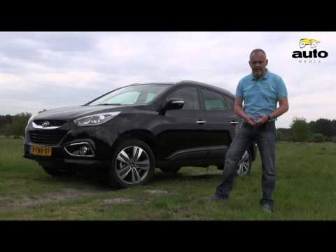 Hyundai ix35 2.0 GDI review 2014