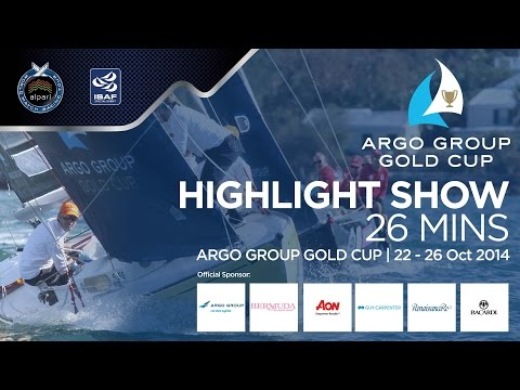 Argo Group Gold Cup 2014 - Half Hour Highlights