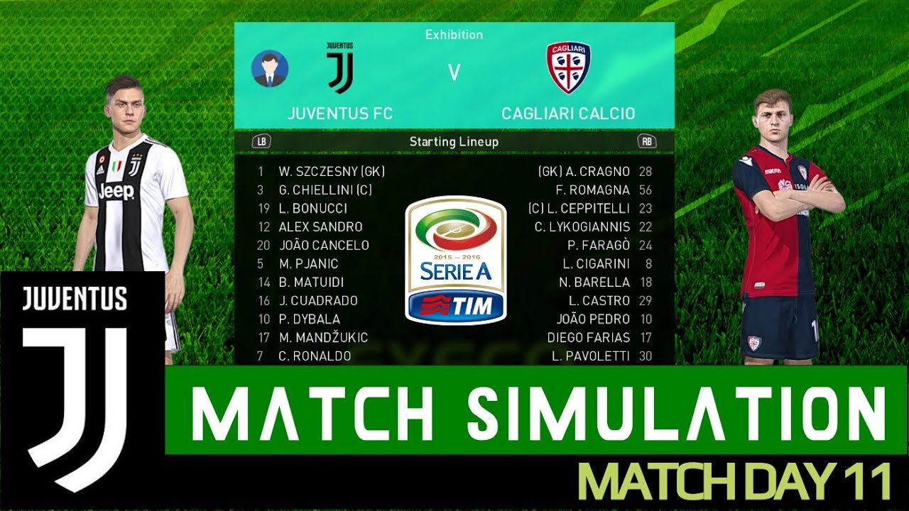JUVENTUS vs CAGLIARI - Full Match HD ...