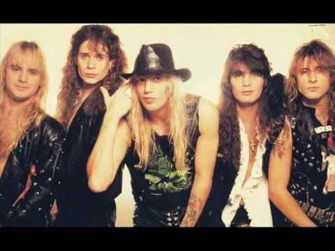 My top 12 Glam Metal songs - YouTube