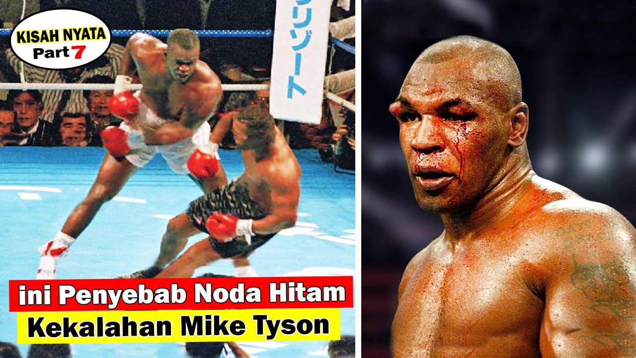 Mike Tyson Babak Belur Di Hajar Lawan Gara-Gara KELAKUAN BEJATNYA (Dokumenter Mike Tyson Part 7️⃣)