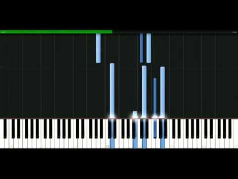 Matchbox 20 - Bright lights [Piano Tutorial] Synthesia | passkeypiano