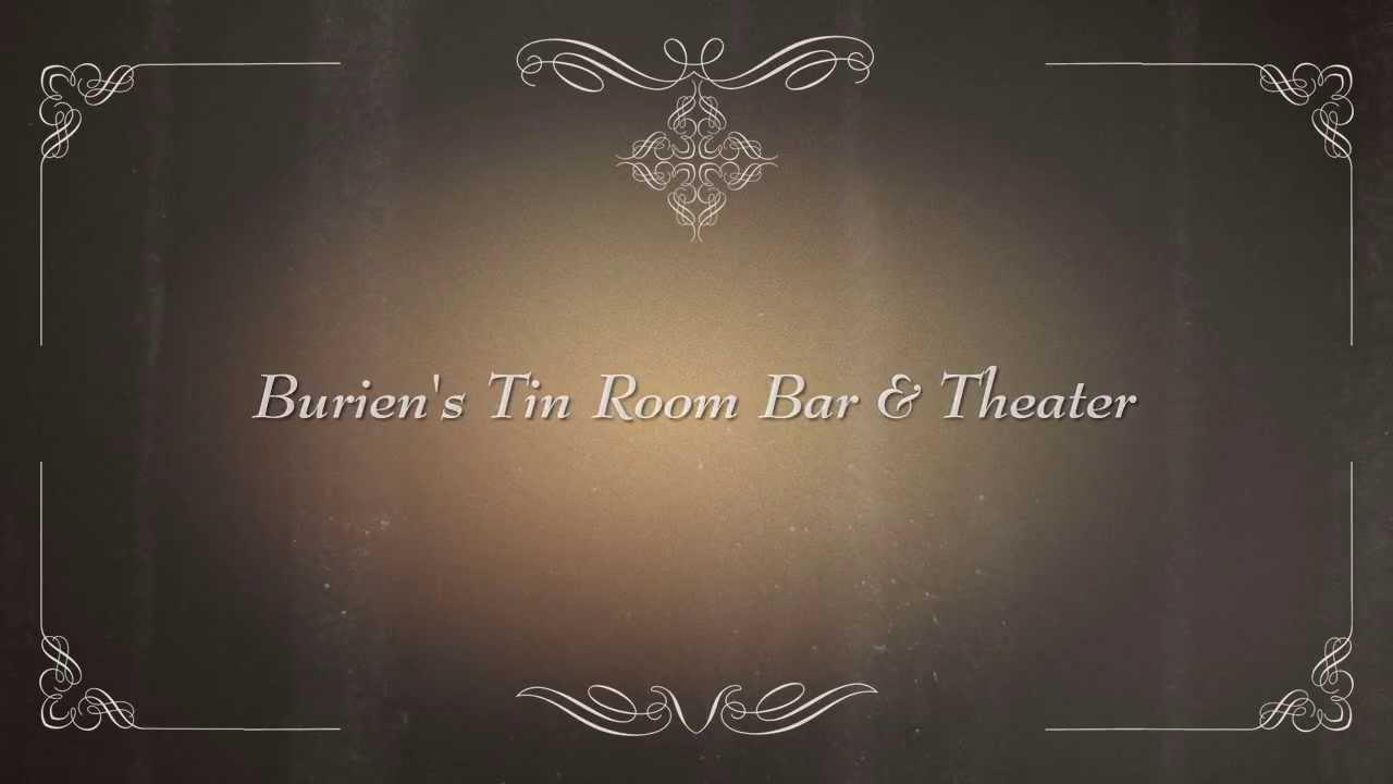History Of The Tin Room Bar Amp Theater Burien Wa Youtube