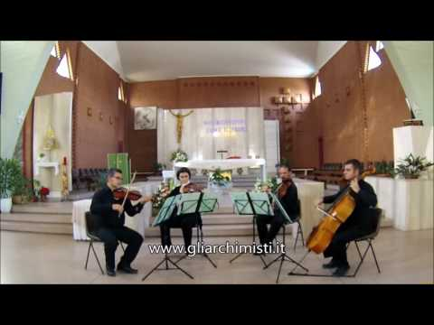 Matrimonio in quartetto d'archi. PURCELL: