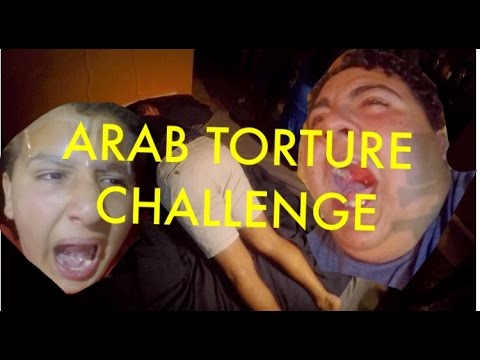 ARAB TORTURE CHALLENGE!! (*VOMIT WARNING*)