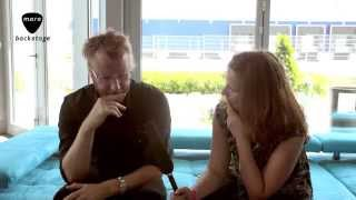 The National - MARA backstage interview