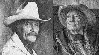 """Ed Bruce  ~  """"The Last Cowboy Song"""" ( with Willie Nelson)"""