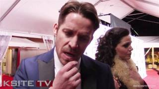 Sean Maguire (Robin Hood) - Once Upon A Time 100th Episode Red Carpet