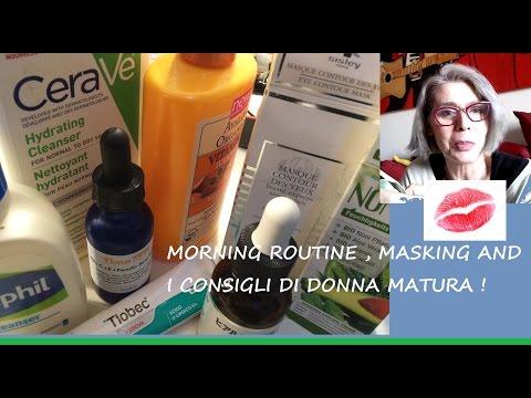 Morning Skin Care Routine + maschere e consigli!...