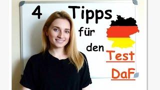 4 Tipps um den TestDaF erfolgreich zu bestehen