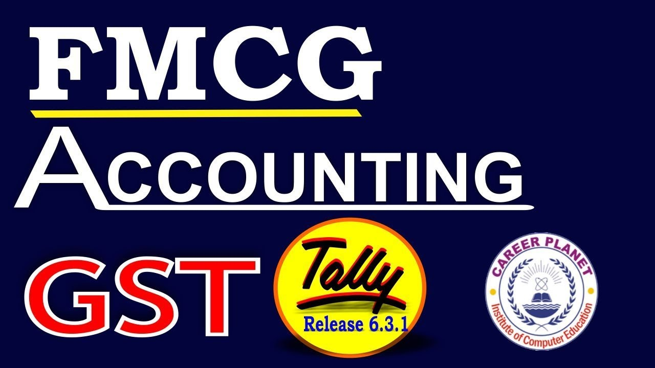 Repeat Tally ERP 9-FMCG Retail Store Accounting with GST in Tally