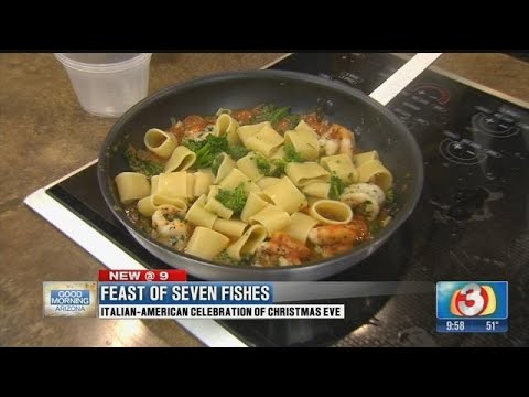 Feast Of The Seven Fishes With Tomaso's
