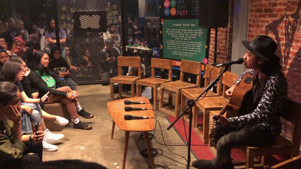 Download Pamungkas - To the Bone (Acoustic Live at Earhouse, Tangerang Selatan 17/07/2019)