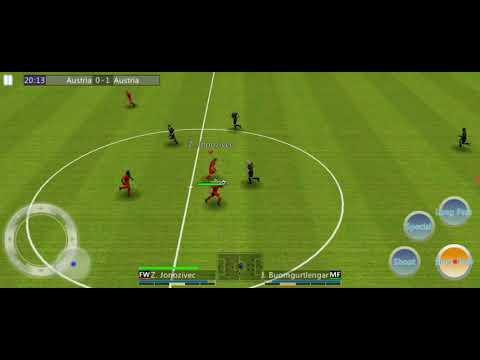 Winner Soccer Evo Elite- Brazil Japan 6-0! Football Game Android Gameplay......