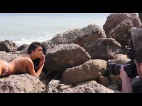 Arthur St. John Photo Shoot with Model Brittney Jordan
