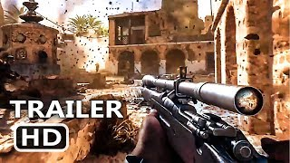 PS4 - Call of Duty WW2 United Front Trailer (2018)