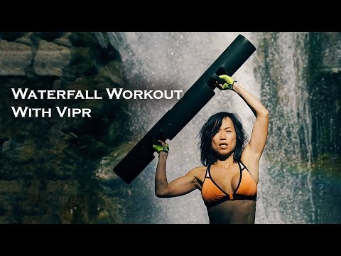 Best Total Body VIPR Workout/Exercises in Freezing Waterfall