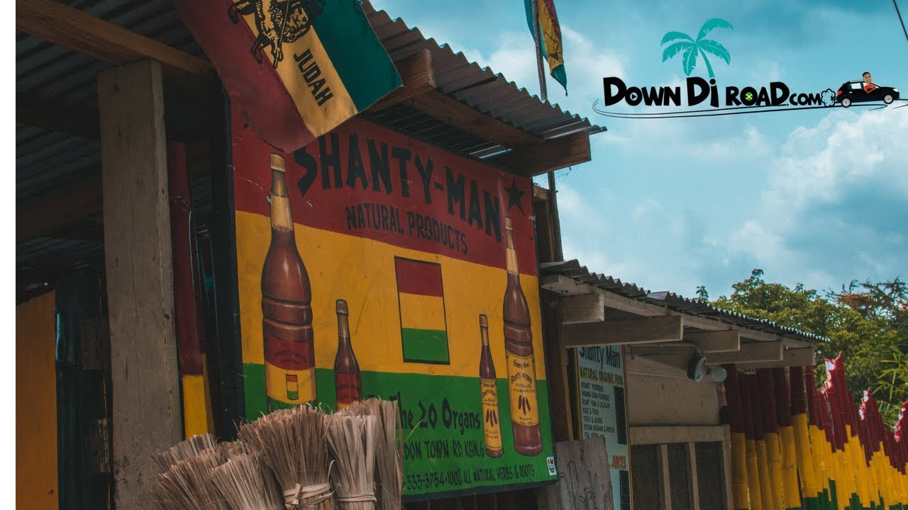 SHANTY MAN - RASTA ITAL FOOD IN JAMAICA [DDRSE03E06]