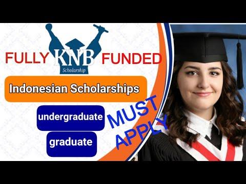 KNB Scholarship 2020 Kemitraan Negara Berkembang Scholarship Indonesian Government KNB Scholarship