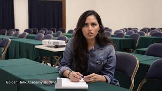 Golden Helix Academy ''Girl Student''