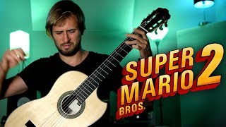 MARIO 2 on CLASSICAL GUITAR - Basically the hardest thing I've ever played