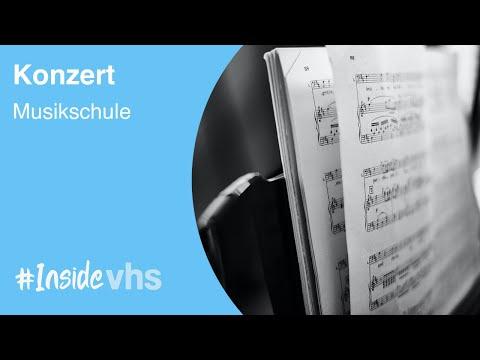 #insidevhs - Konzert Der Musikschule