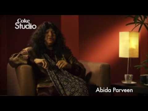 Soz-e-Ishq, Abida Parveen - BTS, Coke Studio Pakistan, Season 3