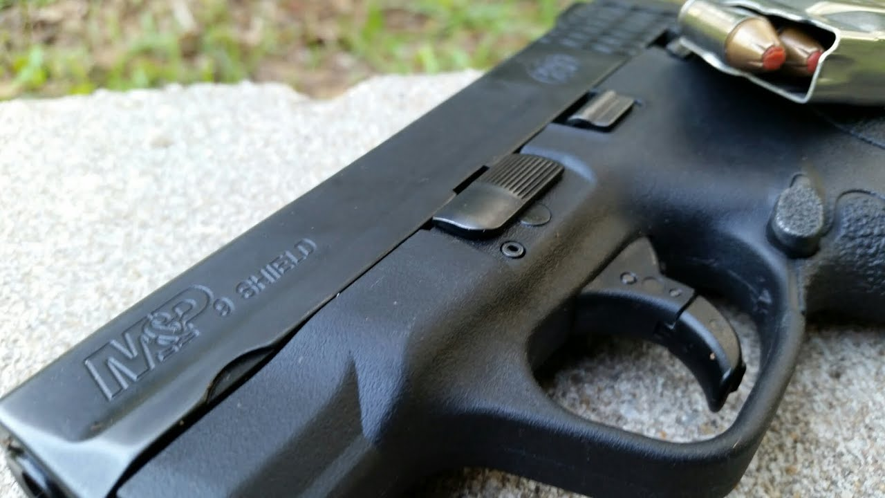M&P Shield 9mm Shooting Review...The Best CCW Ever?