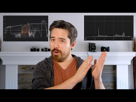Why waveforms are better than histograms