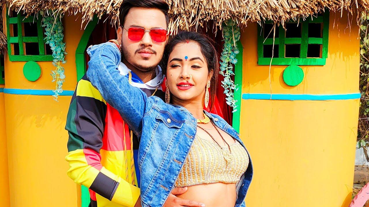 #Video Ankush Raja, Shilpi Raj Holi     जीजे से रंग लगवईले बानी    Jije Se Rang Lagawaile Bani